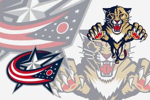 Florida Panthers &amp; Columbus Blue Jackets
