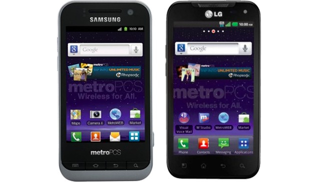 MetroPCS Galaxy Attain, Connect 4G