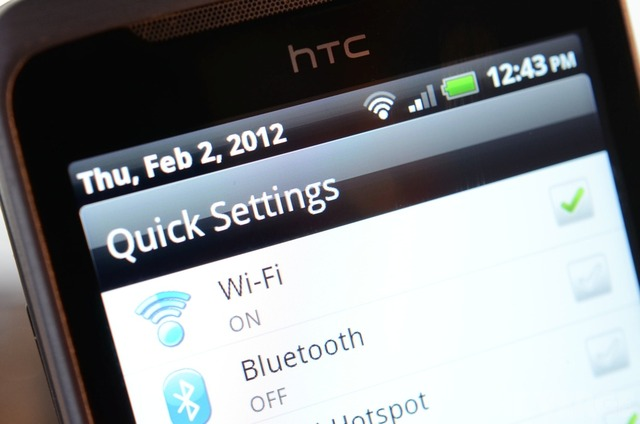 HTC WiFi