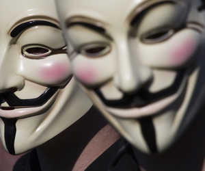 Anonymous (SHUTTERSTOCK)