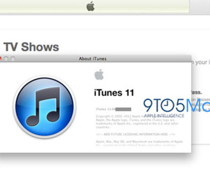 iTunes 11 screenshot 9to5mac