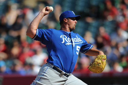 ROYALS can't recover from horrible first inning