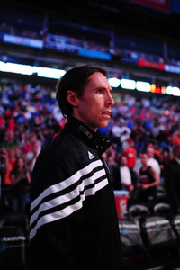Steve Nash, Assistant GM