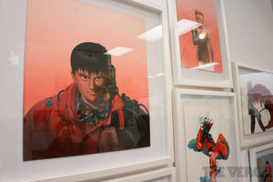 Gallery Photo: Katsuhiro Otomo's Gengaten
