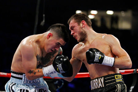 BRANDON RIOS Weight Update: Rios Heavier on Second Attempt, Fight ...