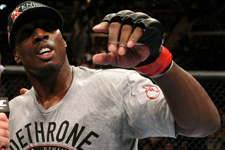 UFC light heavyweight contender Phil Davis voiced his opinion on Jon Jones' legacy as a champion.