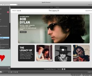 Gallery Photo: New Spotify app screenshots