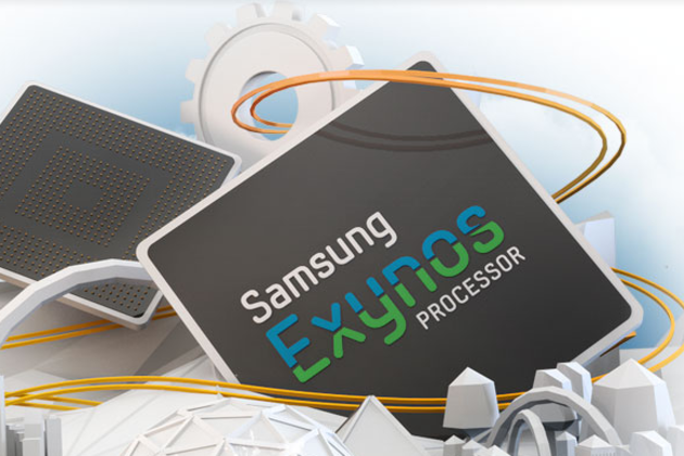 Samsung Exynos logo