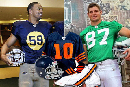 is The Packers Throwback