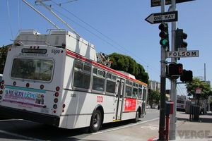 SF electric bus stock 1024