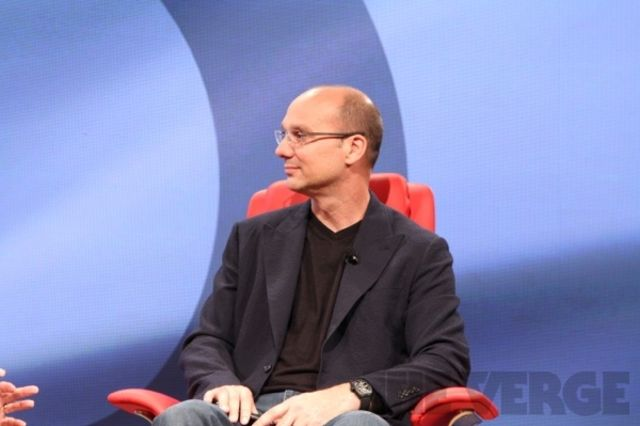 Asia D Andy Rubin