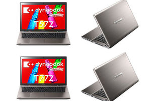 Toshiba Dynabook Satellite T572 T772
