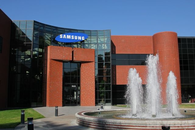 Samsung Semiconductor HQ San Jose 3 stock 1024
