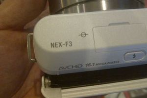 sony nex-f3 (sony alpha rumors)