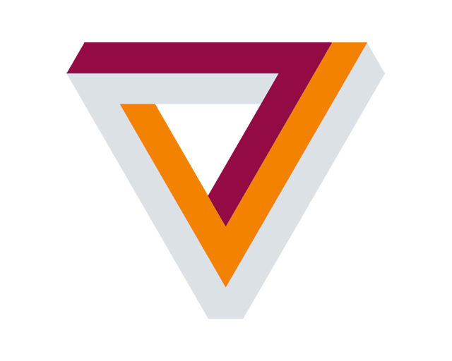 verge orange logo