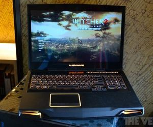 Gallery Photo: Alienware M14x, M17x and M18x 2012 models hands-on pictures