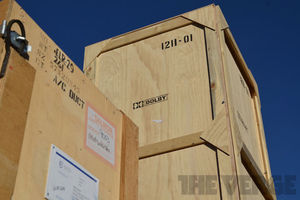 Dolby Logo Crate Stock 1020