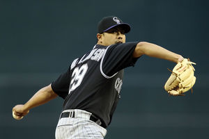 Jorge De La Rosa began a month-long rehab program this week. Let us hope it goes smoothly.