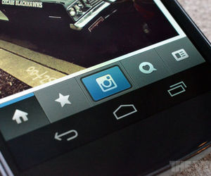 Instagram Android UI