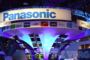 panasonic logo ces 1020