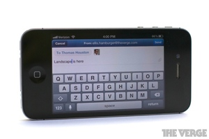 sparrow for iphone 1.2