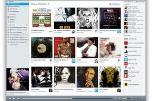 Gallery Photo: New Rdio