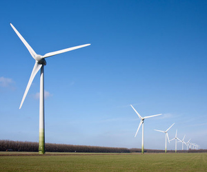 wind turbines (shutterstock)