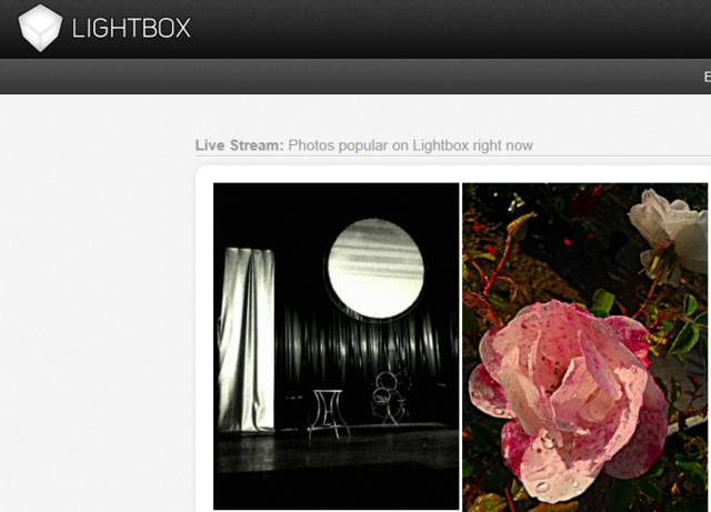 Lightbox