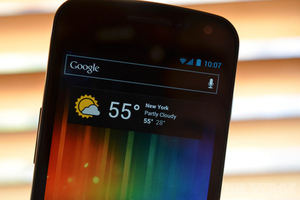 Galaxy Nexus Android 4