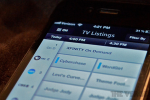 Xfinity TV for iOS