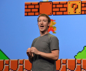 Zuckerberg Mario 1000