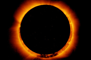 Annular Eclipse (NASA)
