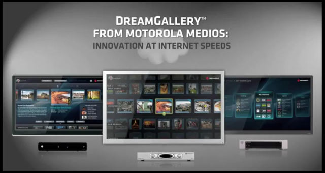 Motorola DreamGallery