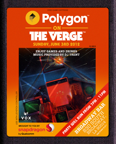Polygon's Pre-E3 Party