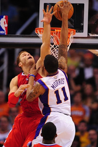 It's OK, Markieff.  You still have plenty of time to demonstrate your value. Just keep dunking over Griffin.