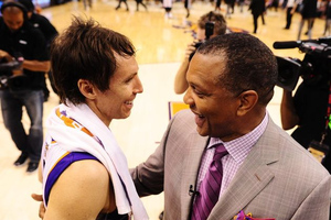 Gentry's a relationship builder, and his relationship with Steve Nash is central to the Suns.