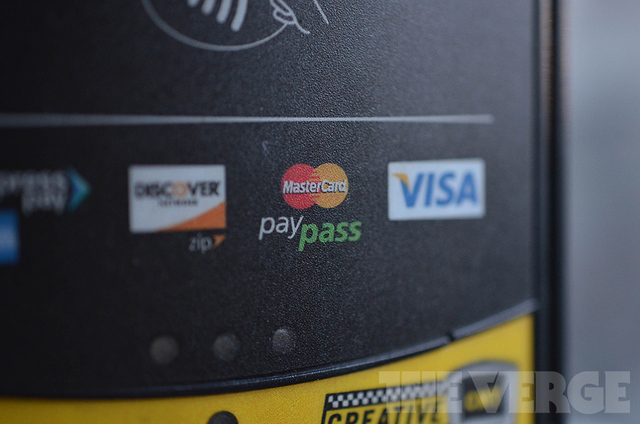 MasterCard PayPass NFC logo (1020)