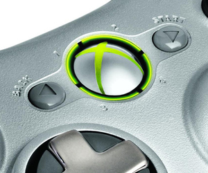 Xbox 360 Controller Closeup