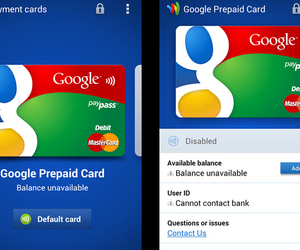 Google Wallet outage