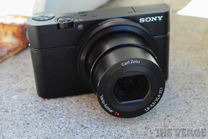 Gallery Photo: Sony Cybershot DSC-RX100 hands on pictures