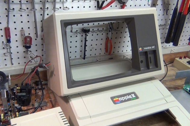 Apple II teardown