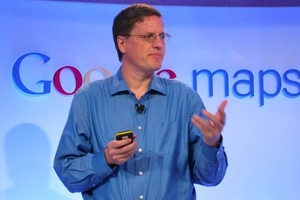 Brian McClendon Google Maps VP