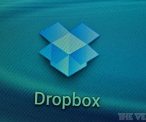Samsung Galaxy S III Dropbox