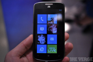 ZTE Tania Windows Phone