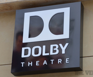 Dolby Theatre logo