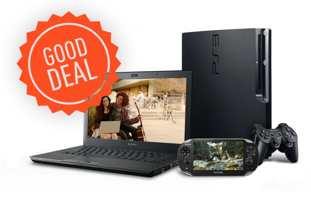 good deal sony vaio