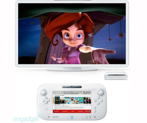 Wii U Netflix ENGADGET
