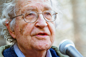 chomsky (flickr - andrew rusk)