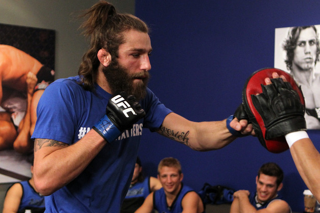 Michael Chiesa TUF Live (Zuffa/Getty Images)