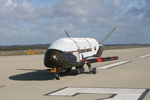 X37-B OTV-2 space plane